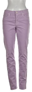 Fabrizio Gianni Womens Corduroy Trousers Straight Pants