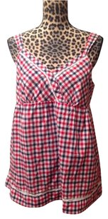 Faded Glory Top Plaid