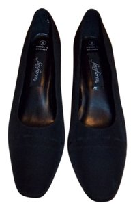 Fanfares Black Pumps