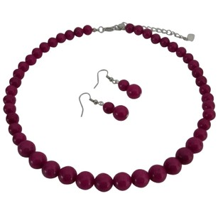 Sangria Match Your / Colored Dress Jewelry Set