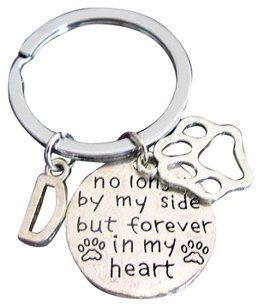 Fashon Jewelry For Everyone No Longer By My Side But Forever In My Heart,Dog Memorial,Personalized