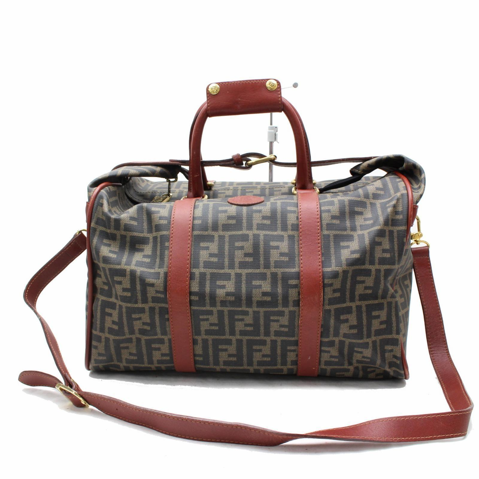 4f71808bbf1d ... czech fendi boston speedy keepall tobacco x brown travel bag 17b92  f7a8a ...