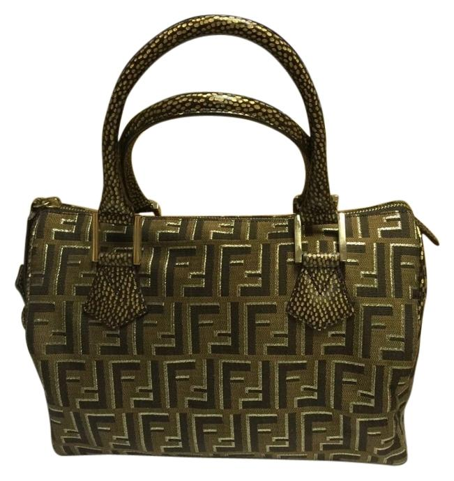 cfcd024759f4 real fendi shoulder bag 6cbc6 992a2  closeout fendi zucca bags up to 70 off  at tradesy d5512 ee303