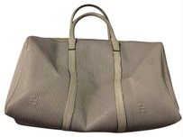 Fendi grey Travel Bag