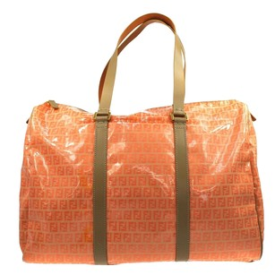 Fendi Jit14687248j Jumbo Hand Satchel in Orange