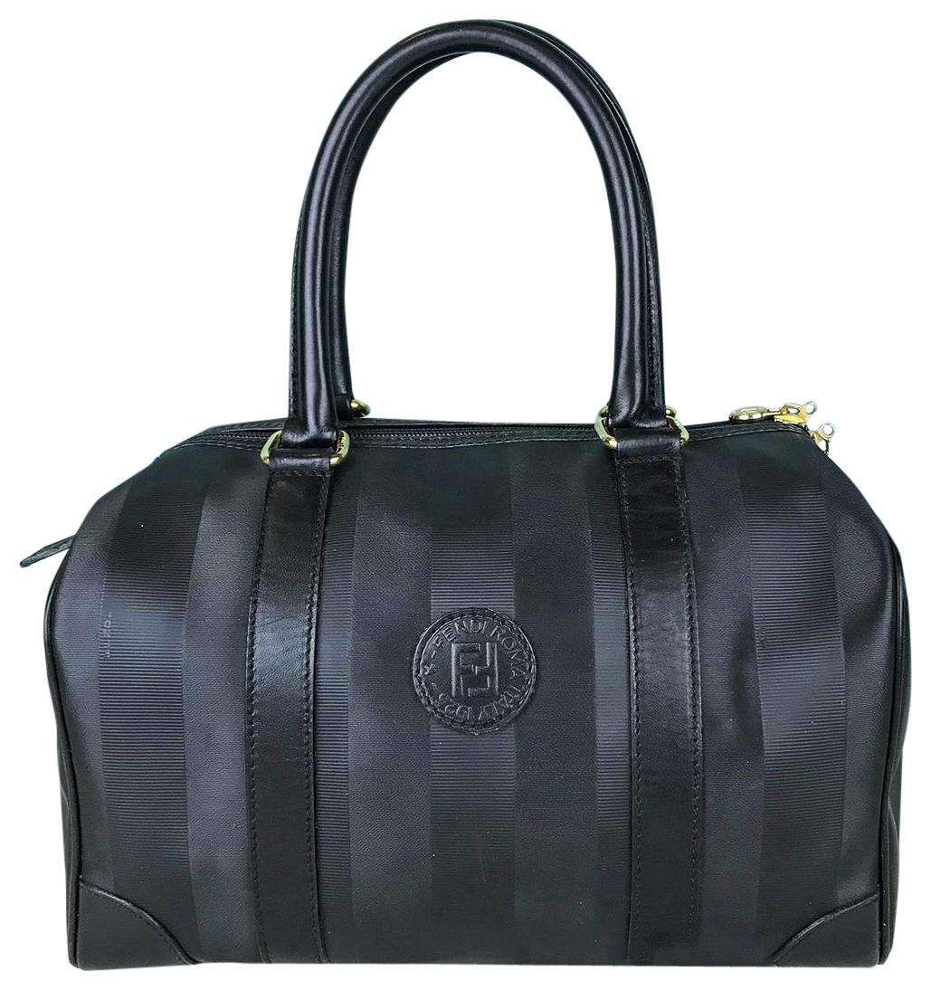 61c71d9fc299 ... new zealand added to shopping bag. fendi pequin striped duffle 0c789  36bf8