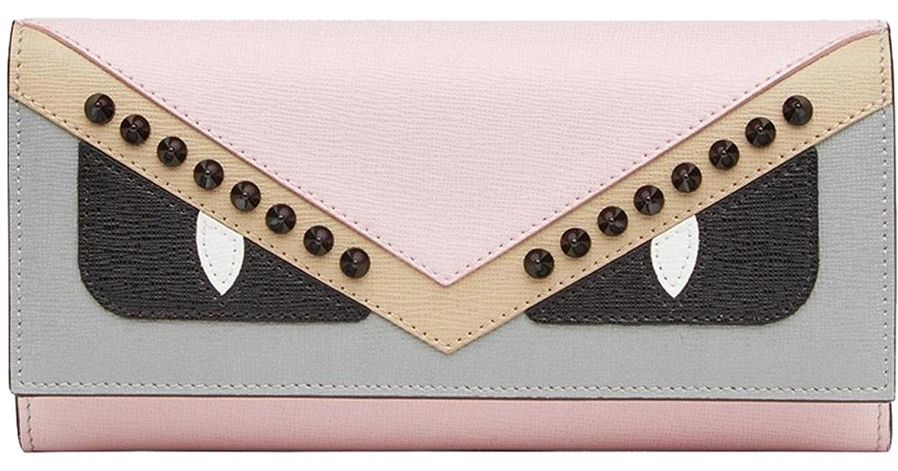 5e9f1c5910 ... discount code for pink fendi wallets up to 70 off at tradesy 4cfa8  103d8 ...