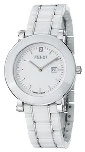 Fendi Women's White Ceramic Watch F642140