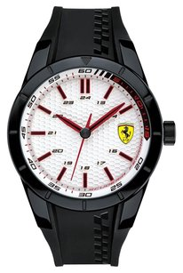 Ferrari Ferrari Mens RED REV EVO Analog Casual Quartz Watch 0830300