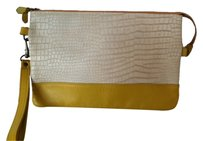 Festa Japanese Leather Clutch