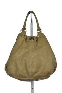 Foley + Corinna Amp Womens Satchel in Tan