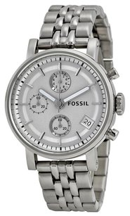 Fossil FOSSIL Boyfriend Chronograph Stainless Steel Ladies Watch FSES2198