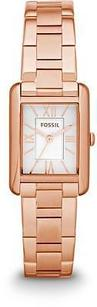 Fossil Fossil Florence Rose Gold-tone Ladies Watch Es3326