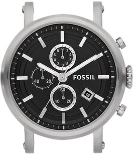 Fossil Fossil Stainless Steel Chronograph Mens Watch Case C221003