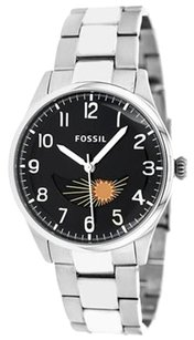 Fossil Men's Fossil The Agent Moonphase Steel Watch