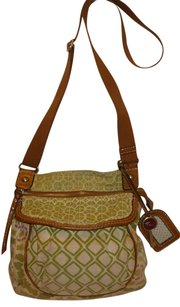 Fossil Refurbished Canvas Cross Body Bag