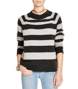 Free People Acrylic Crewneck Sweater