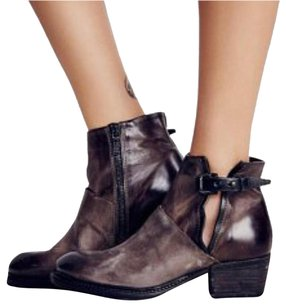Free People Chocolate Boots