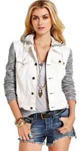 Free People Denim Free Jacket People Gdl Coat