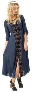 night shadow blue Maxi Dress by Free People