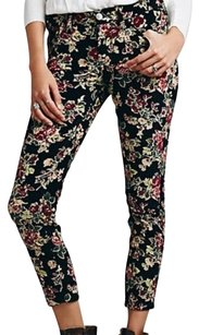 Free People Skinny Pants Multi