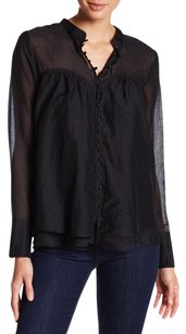 Free People Super Soft! Top NWT Black