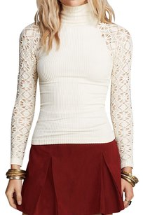 Free People Top cream, white, ivory