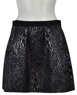 French Connection Womens Skirt Black