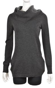 French Connection Womens Cowl Neck Long Sleeve Shirt Sweater