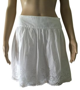 French Connection Skirt White