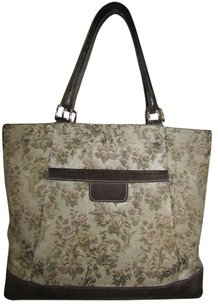 French Tote in beige