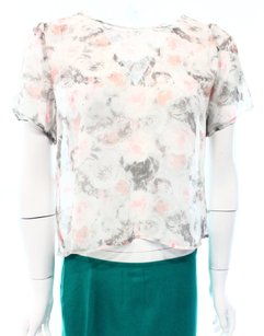 Frenchi 100-polyester New With Tags 3071-0761 Top