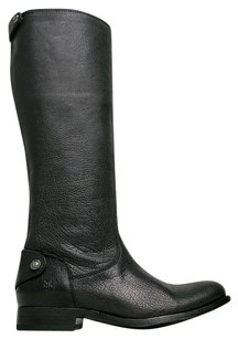 Frye Closed-toe Finalpairs Melissabuttonbckblk-8 Black Boots