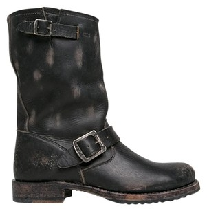 Frye Closed-toe Finalpairs Black Boots