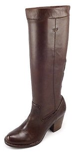 Frye Womens Rory Brown Boots