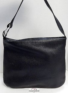 Furla Italy Pebbled Hobo Bag