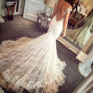 Galia Lahav Blossom Wedding Dress