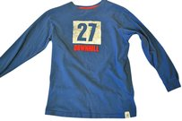 Gap Brand Long Sleeve T Shirt Blue