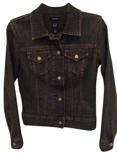 Gap Button Denim Womens Jean Jacket