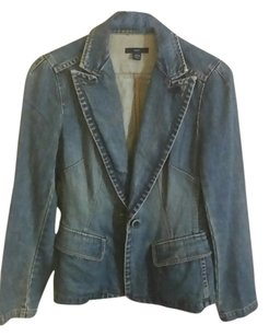 Gap Denim Blazer