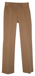 Gap Stretch Boot Cut Pants camel