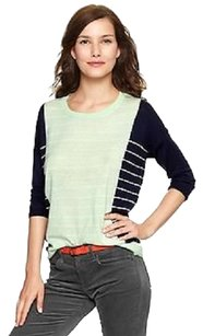 Gap Pullover Striped Casual Sweater