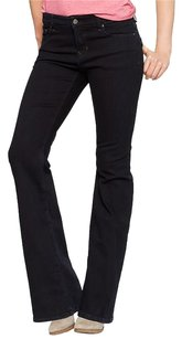 Gap Flare Button Fly Stretch Flare Pants Blue Jeans