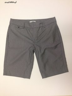 Gap Stretch Bermuda Shorts Gray