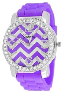 Geneva Luxury Round Geneva Women Watch