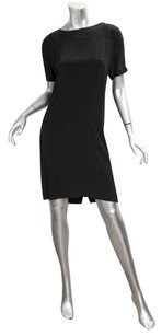 GERARD DAREL short dress Black Pleat Sleeve Zip Detail Tunic on Tradesy