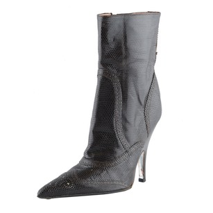 Gianfranco Ferre Ankle Brown Boots