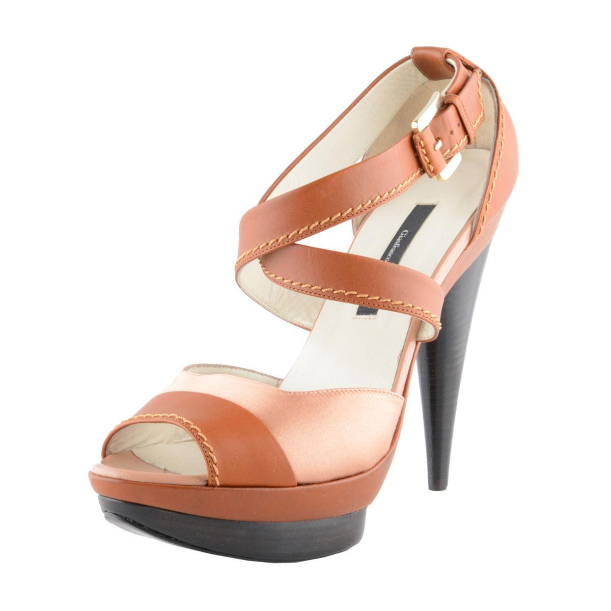 footlocker Gianfranco Ferre T-Strap Platform Sandals with mastercard cheap price big discount shopping online high quality sale pay with visa UY6oUkYA8