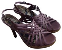 Gianni Bini Lavender Purple Sandals