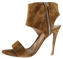Gianvito Rossi 39 Ankle Brown Nm Pumps